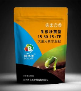 15-30-15+TE大量元素水溶肥